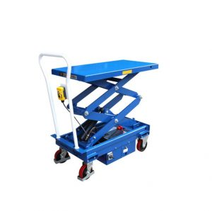 ES50D electric scissor lift table